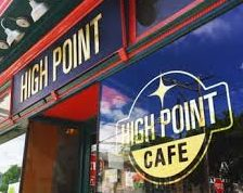 High Point Cafe - Carpenter Lane